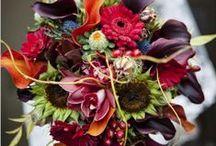 Autumn Wedding Florals / Inspiration for you Autumn Event.