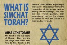 Judaism: Shemini Atzeret/Simchat Torah / The holiday of Shemini Atzeret/Simchat Torah, falls on the Hebrew calendar dates of 22-23 Tishrei—Shemini Atzeret on the former date, Simchat Torah on the latter. Here are the coinciding secular dates for the upcoming years:   2014:   October 15 (at sundown)-17   2015:   October 4 (at sundown)-6   2016:   October 23 (at sundown)-25   2017:   October 11 (at sundown)-13