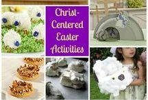 Easter / Lent / Shrove Tuesday, Ash Wednesday, Lent, Palm Sunday, Good Friday, Easter Sunday, Resurrection, Jesus Christ