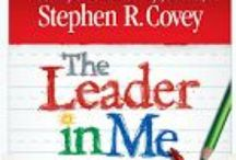 ABC and 123-The Leader in Me / by Kristina Teel