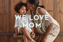 WE LOVE MOM / Dazzle her. Charm her. Give her a gift that's as amazing as she is.