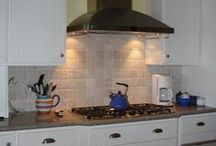 Custom Designed Kitchens / #KitchenDesigns #KItchenLayouts / Kitchens designed and built by Bolton Builders
