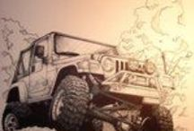JEEP ART / by Starwood Motors