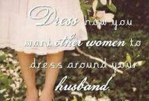 Clothes: Modesty / Modesty