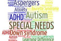 Special Needs / ADD ADHD and other special needs