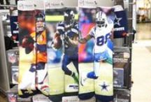 NFL Shop & Apparel Reviews / Everything National Football League - This board has everything about the NFL from all 32 teams. On this board we have great information in the form of Infographics, product reviews, and anything dealing with the NFL. We have merchandize and gear for all 32 NFL teams!