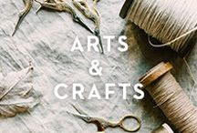 ARTS & CRAFTS / Easy, fun and chic gifts, accessories and more that you can make yourself. (Just follow the steps!)