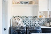 • laundry rooms •