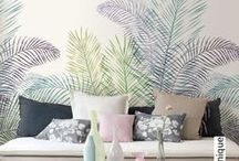 Wände & Türen / Gestaltungsideen für Wand & Co.