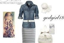 Women's Style / Fashion and accesories for women that match my personal style choices