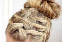 Hair Styles / All about hair - hair cuts, hair styles, hair accesories, updos, techniques and more