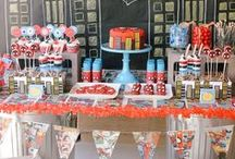 Party Ideas / It's time to celebrate! Find inspiration and ideas for your next party here