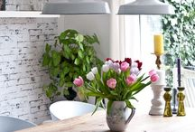 Pretty homes and decorations / by creavera
