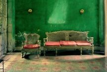 rooms and decorations / by Hunter Schmuck