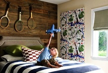 Kids Rooms / by Anne Faber