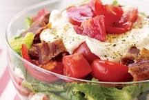Eat It ~ Salads / by Stefanie Wenger