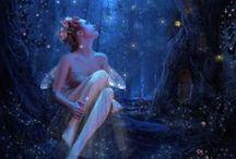 Mystical Fairies / The Land of Fairies