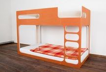Small Space Living: Kids Beds & All Things Sleep / Small spaces need small beds and nooks for sleeping.