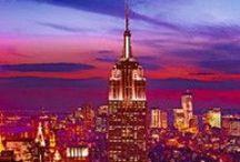 Future Dream Trip to NYC <3 / by Hunter Schmuck