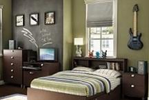 Decorate It ~ Boy's Suite / by Stefanie Wenger
