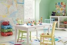 Decorate It ~ Playroom / by Stefanie Wenger