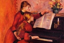 Music Lessons / by June Larson