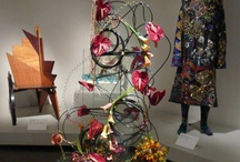 """Bouquet To Arts / The floral arts by Bloomster's, """"Dream in Flowers."""" As a premier San Jose florist, Bloomster's has participated in the annual Bouquet To Arts at the De Young Museum in San Francisco on a yearly basis. Here are some of our annual contributions. / by Bloomster's"""