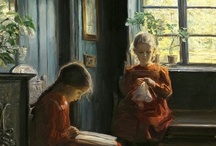 Reading children