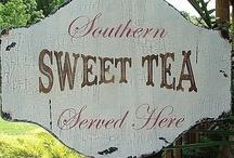 Tea... and loving it!