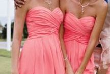 Bridesmaids / by Melody Jernigan