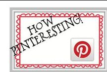 How Pinteresting / A link to the How Pintresting blog editions