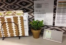 in my cube. / by Allyson Renberg Anderson