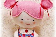 crafty - rag dolls