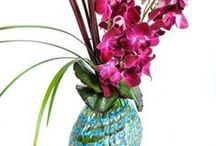 Keepsake Collection / As one of San Jose, CA premier florist, we offer a wide selection of flowers designed in a keepsake vase with a unique custom look. We invite you to enjoy these wonderful vases as a keepsake item. The Keepsake Collection offers these custom bouquets for a limited time only. Products featured will only be available for one month or while supplies last. A new keepsake collection bouquet will be offered every month. / by Bloomster's