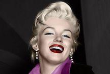 Marilyn Monroe <3 / by Carmen Handy