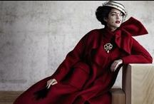 Haute Vintage Style 1950's / A time of fabulous designers and styles.