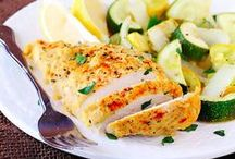 Chicken Recipes / Chicken works in everything - a collection of recipes staring chicken.