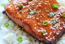 Seafood Recipes / Seafood recipes for all things salmon, tilapia, shrimp and more