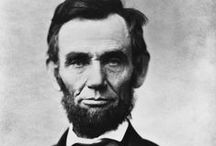 Abraham Lincoln Quotes and Pictures / by June Larson