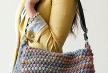 knit/crochet bags / by Miriam Ninio
