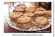 Cookies and Muffins Recipes / Scrumptious cookies and muffins from Giangi's Kitchen and other fantastic blogger. Enjoy!