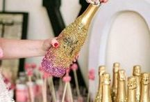 New Years DIY Party Ideas / new years eve party ideas • new years eve party favors • craft ideas for new years eve • new years eve party hats