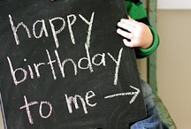 My Babies Birthday Party Ideas / by Brandy Snell