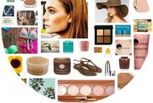 Summer Vacation / Cute looks and travel essentials for summer!