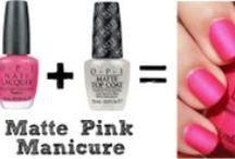 Mani Pedi / Nail polish, tutorials and nail art inspiration.  Plus tips and tricks for at-home pampering.