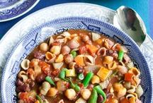 Soups & Stew / Recipes for soups and stews.