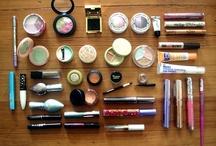 make up/ hygiene  / by Meg Caviness
