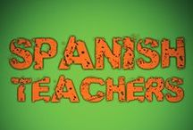 Spanish Teacher Resources / Where passionate teachers share interesting materials and resources for a cool Spanish class. Spanish Class Ideas | Spanish Project Ideas | Spanish Games Ideas | Spanish Class Activity Ideas | Spanish Class Activities / by Speaking Latino