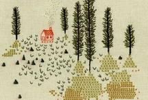 stitching/embroidery