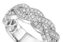 Right Hand Rings / The right hand is a women's outlet to express her creativity, individuality and spirit.